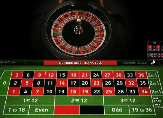roulette live casino slotsplot